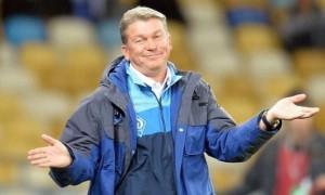 Суркіс пояснив звільнення Блохіна з Динамо