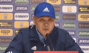 Тренер збірної Казахстану пояснив нічию з Україною