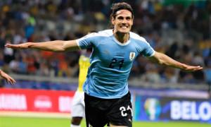 Уругвай розгромив Еквадор на Копа Америки
