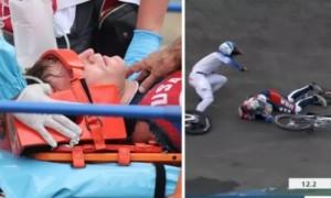 Чемпіона Олімпіади з траси відвезли до лікарні