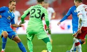 Шевченко відреагував на помилку Луніна