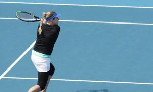 Надія Кіченок обіграла сестру в змішаному парному турнірі Australian Open