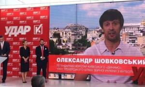 Шовковський стане депутатом Київської міської ради