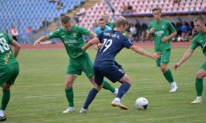 Десна здолала команду першої ліги