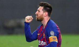 Мессі приніс Барселоні важку перемогу над Реал Сосьєдадом в 27 турі Ла-Ліги