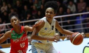 Баскетболістка збірної України буде грати у чемпіонаті Швейцарії