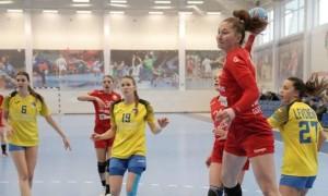 Збірна України поступилася суперницям з Білорусі