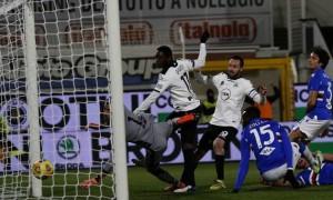 Спеція перемогла Сампдорію у 17 турі Серії А