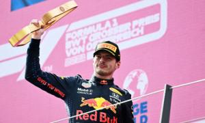 Ферстаппен став переможцем Гран-прі Австрії