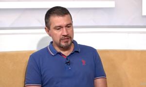 Моралес: З телеканалів Футбол пішов не через репресії