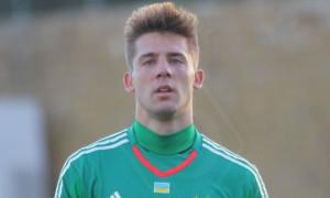 Українець визнаний найкращим воротарем чемпіонату Кіпру у першому колі
