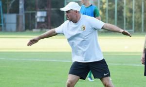 Косовський: На хід гри вплинув швидкий м'яч