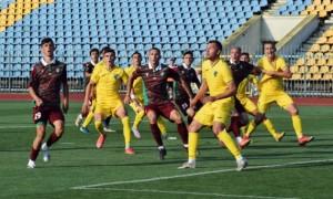 Ужгород - Прикарпаття 0:6. Огляд матчу