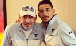 Батько Лопеса: Ми ще раз проведемо бій у легкій вазі тільки за правильні гроші