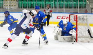 Збірна України поступилась Франції на турнірі у Словенії