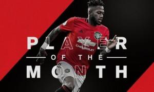 Фреда визнали найкращим гравцем Манчестер Юнайтед у січні