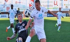 Торпедо-БелАЗ здолав Вітебськ у 15 турі чемпіонату Білорусі
