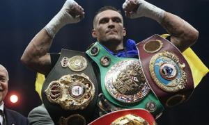 Усик збереже чемпіонський пояс WBC