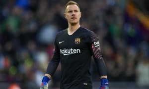 Ювентус хоче купити голкіпера Барселони