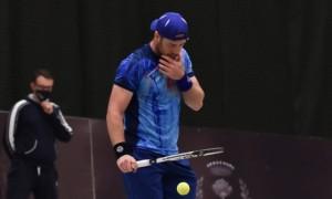 Марченко знову програв Мазуру на турнірі ATP
