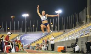 Цифра дня. Марина Бех-Романчук стрибнула з найкращим результатом сезону