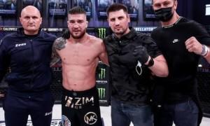 Амосов хоче битися за титул Bellator