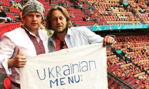 Фото українських уболівальників в Амстердамі не залишить буйдужим нікого