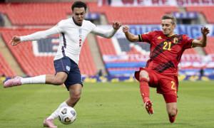 Англія - Бельгія 2:1. Огляд матчу