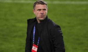 Ребров: Я буду грати проти Динамо, а не Луческу