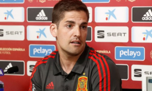 Новий наставник збірної Іспанії: Не можу сказати, що я радий
