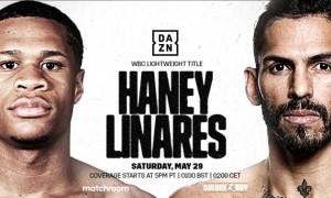 Хейні - Лінарес: онлайн-трансляція бою за звання чемпіона світу WBC. LIVE