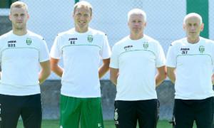 Дячук-Ставицький увійшов до тренерського штабу Карпат
