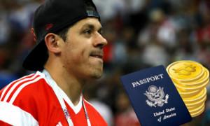 У зіркового російського хокеїста знайшли паспорт США