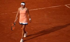 Козлова вийшла у друге коло турніру Roland Garros
