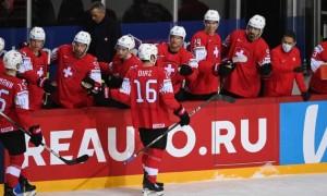 Швейцарія знищила Словаччину, Латвія програла США на чемпіонаті світу