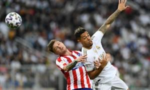 Атлетіко - Реал 0:0 (пен 1:4). Огляд матчу