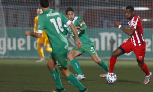 Атлетіко сенсаційно вилетів з Кубка Іспанії. Результати матчів