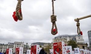 В Ірані знову стратили борця