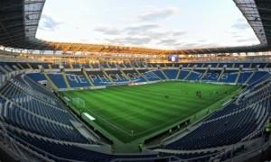Стадіон не для футболу. Який вигляд має газон Чорноморця після ще одного концерту