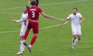 Гірник-Спорт - Волинь 0:3. Огляд матчу