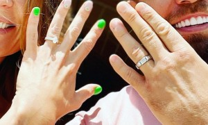 Зірковий український боксер одружився