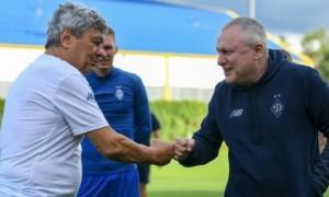 Луческу та Суркіс визначилися з позиціями, які потрібно підсилити Динамо