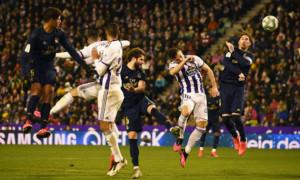 Вальядолід - Реал 0:1. Огляд матчу