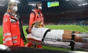 Захисник збірної Італії вибув на чотири місяці