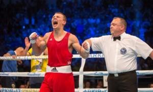 Українського боксера включили до виконкому AIBA
