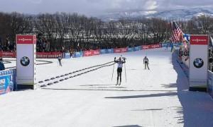 Геррманн тріумфувала в персьюті, українки провально провели гонку