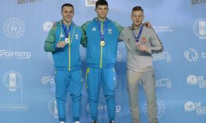 Ковтун став чемпіоном Європи зі спортивної гімнастики
