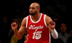 Картер вийшов на 4-е місце в історії НБА за кількістю матчів