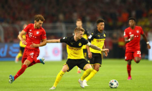 Боруссія – Баварія 2:0. Огляд матчу