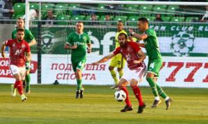 ЦСКА зіграв внічию з Лудогорцем перед зустріччю із Зорею